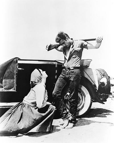This is an image of 17155 James Dean Photograph & Poster