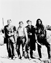 This is an image of 16489 Young Guns Ii Photograph & Poster
