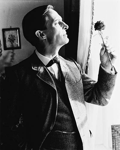 This is an image of 12516 Jeremy Brett Photograph & Poster