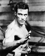 This is an image of 16680 Jean-Claude Van Damme Photograph & Poster