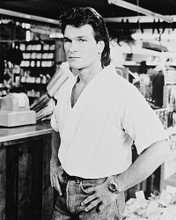 This is an image of 17075 Patrick Swayze Photograph & Poster