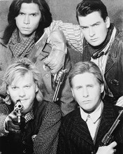 This is an image of 17100 Young Guns Photograph & Poster