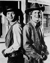 This is an image of 17107 Alias Smith and Jones Photograph & Poster