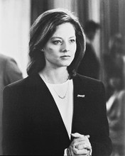 This is an image of 17173 Jodie Foster Photograph & Poster