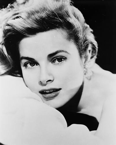 This is an image of 17203 Grace Kelly Photograph & Poster
