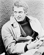 This is an image of 17230 Steve McQueen Photograph & Poster