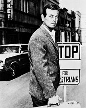 This is an image of 17397 David Janssen Photograph & Poster