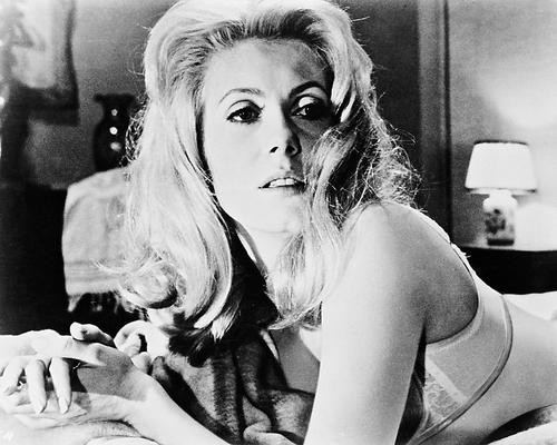 This is an image of Photograph & Poster of Catherine Deneuve 17552