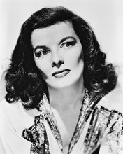 This is an image of 17591 Katharine Hepburn Photograph & Poster