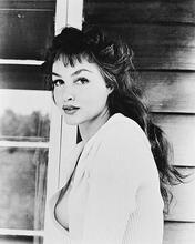 This is an image of 17642 Julie Newmar Photograph & Poster