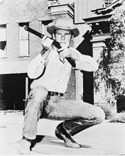 This is an image of 17731 Chuck Connors Photograph & Poster