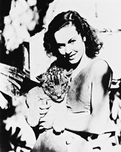This is an image of 17843 Maureen O'Sullivan Photograph & Poster