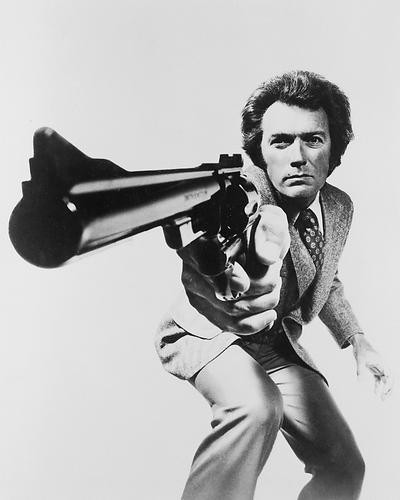 This is an image of 17899 Clint Eastwood Photograph & Poster