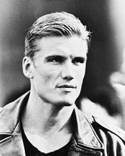 This is an image of 17939 Dolph Lundgren Photograph & Poster