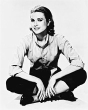 This is an image of 18068 Grace Kelly Photograph & Poster