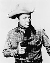 This is an image of 18097 Audie Murphy Photograph & Poster