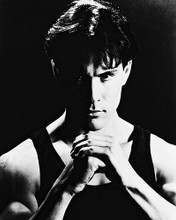 This is an image of 18335 Brandon Lee Photograph & Poster