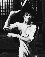 This is an image of 18336 Bruce Lee Photograph & Poster