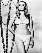 This is an image of 18490 Veronica Carlson Photograph & Poster