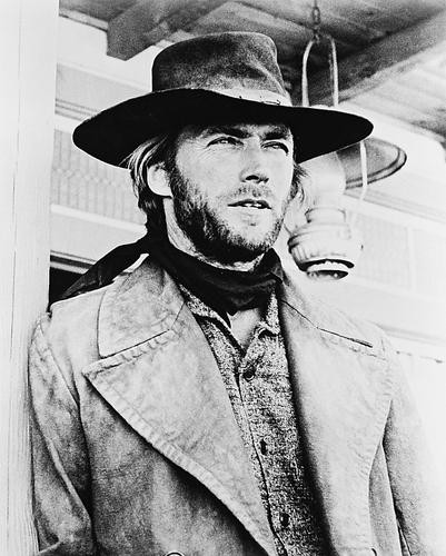 This is an image of 18795 Clint Eastwood Photograph & Poster