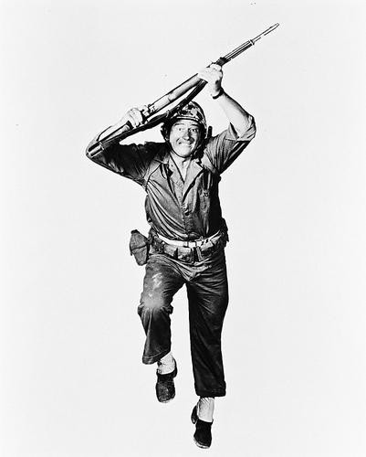 This is an image of 18907 John Wayne Photograph & Poster