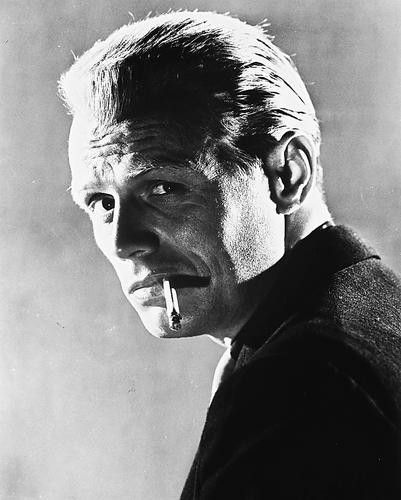 This is an image of 19236 Richard Widmark Photograph & Poster