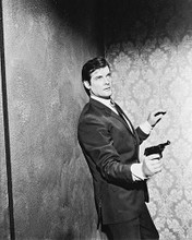 This is an image of 19360 Roger Moore Photograph & Poster