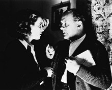 This is an image of 19473 Anthony Hopkins & Emma Thompson Photograph & Poster