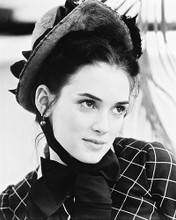 This is an image of 19531 Winona Ryder Photograph & Poster