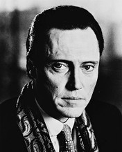 This is an image of 19555 Christopher Walken Photograph & Poster