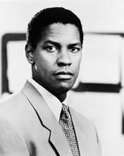 This is an image of 19556 Denzel Washington Photograph & Poster
