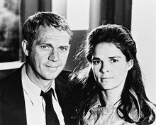 This is an image of 19679 Steve McQueen Photograph & Poster