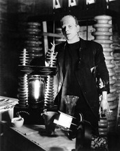This is an image of 100059 Boris Karloff Photograph & Poster