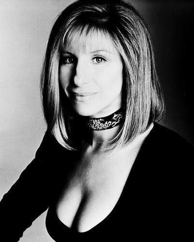 This is an image of 19879 Barbra Streisand Photograph & Poster