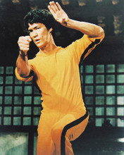 This is an image of 21138 Bruce Lee Photograph & Poster