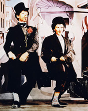 This is an image of 21540 Fred Astaire & Judy Garland Photograph & Poster