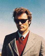 This is an image of 22121 Clint Eastwood Photograph & Poster