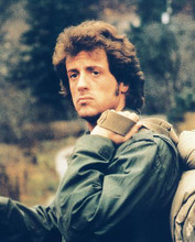 This is an image of 22148 Sylvester Stallone Photograph & Poster