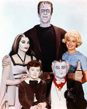 This is an image of 22219 The Munsters Photograph & Poster
