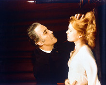 This is an image of 22257 Christopher Lee Photograph & Poster