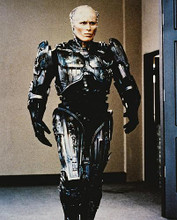 This is an image of 22287 Robocop Photograph & Poster