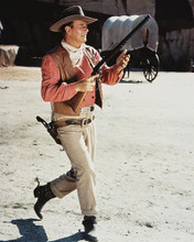 This is an image of 22289 John Wayne Photograph & Poster
