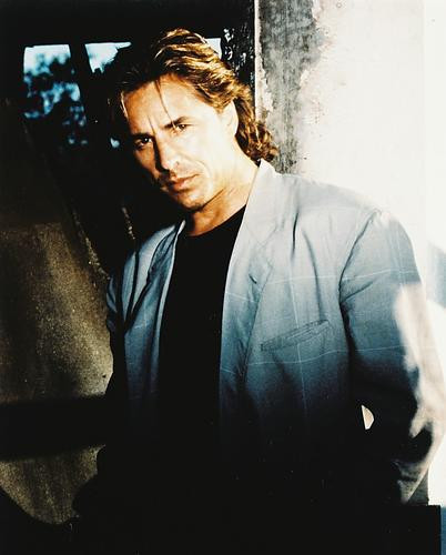 This is an image of 22401 Don Johnson Photograph & Poster