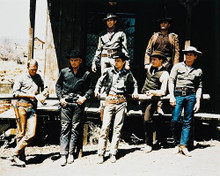 This is an image of 22422 The Magnificent Seven Photograph & Poster