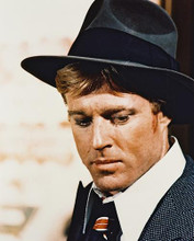 This is an image of 22610 Robert Redford Photograph & Poster