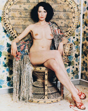 This is an image of 23331 Sylvia Kristel Photograph & Poster