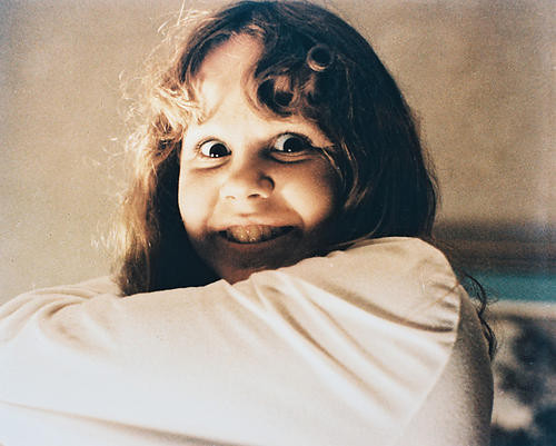 This is an image of 23985 Linda Blair Photograph & Poster