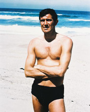 This is an image of 24048 George Lazenby Photograph & Poster