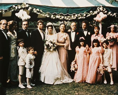 This is an image of 24302 The Godfather Photograph & Poster