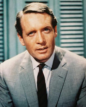 This is an image of 24334 Patrick McGoohan Photograph & Poster